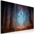 Obraz - Edge of the forest - triptych 1