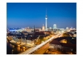 Fototapeta - Berlin by night 4