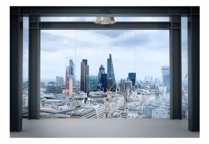 Fototapeta - City View - London
